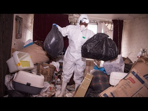 """I Haven't Seen The Floor In Four Years"": BRITAIN'S HIDDEN HOARDERS"