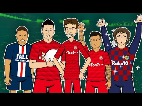 Neymar is missing for PSG + Griezmann shines at Barcelona! ► The Onefootball x 442oons Show