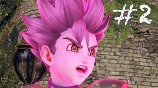 2015年2/26日発売【ドラゴンクエストヒーローズ 】PS4版をプレイ! ドラ...