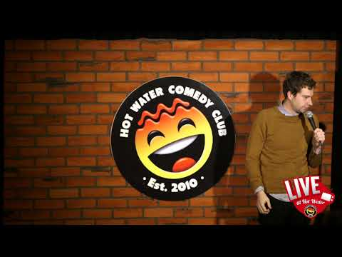 Danny Clives | LIVE at Hot Water Comedy Club