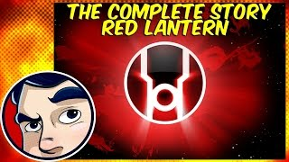 "Red Lanterns ""Blood Brothers"" - Complete Story"