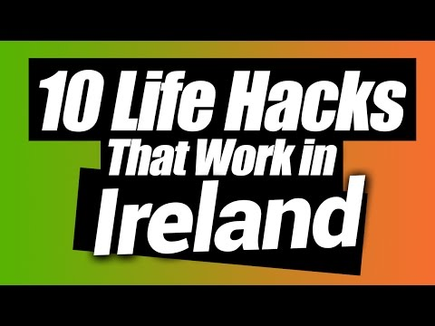 On Holidays In Ireland? Use These Top 10 Holiday Life Hacks While In Ireland