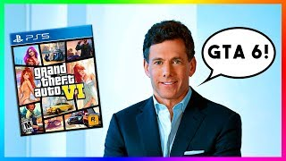 Rockstar Games Boss Confirms BIG NEWS Coming Soon...GTA 6 Announcement? NEW Info Revealed & MORE!
