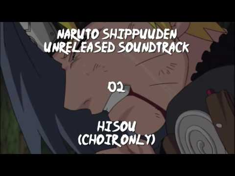 Naruto Shippuuden Unreleased Soundtrack - Hisou (choir only) [LQ]