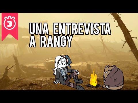 Una entrevista a Rangy de De La Nada!