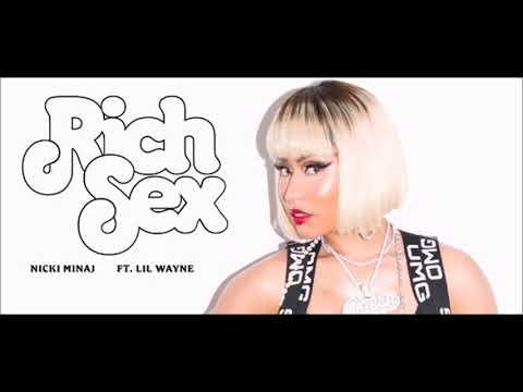 Nicki Minaj - Rich Sex (Lyrics) feat Lil Wayne