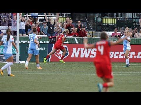 NWSL MATCH HIGHLIGHTS | Portland Thorns FC 2, Houston Dash 0