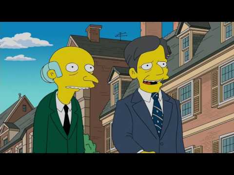 The Simpsons - SJWs at Yale