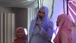 Dato 39 Sri Siti Nurhaliza Comel Pipi Merah with Lyrics Gathering Sitizone14