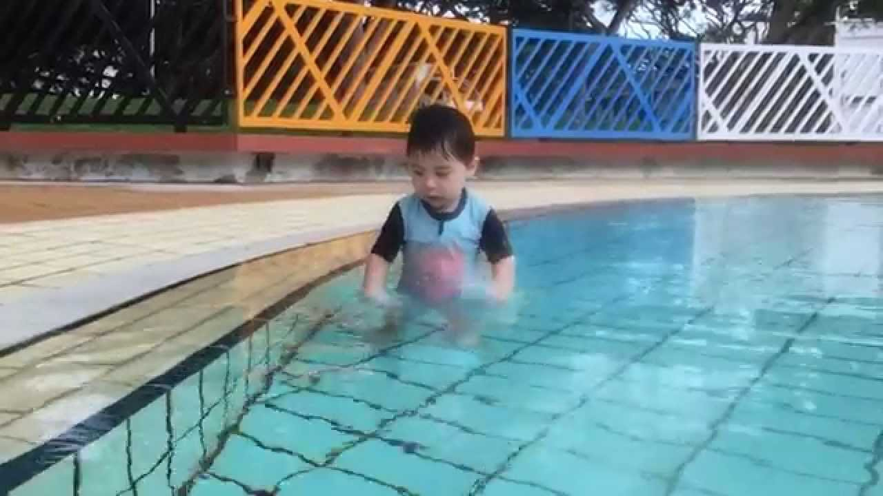 Iphone 6 Plus Slow Motion 240fps Baby Swimming Slow Mo Youtube