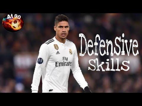 Raphael Varane 2020 Amazing Tackles, Defensive Skills, Goals