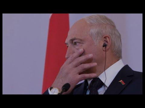 Униженный Лукашенко опозорился на весь мир