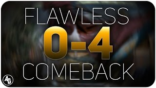 Flawless 0-4 Comeback w/ Lighthouse Virgin   Destiny Trials of Osiris