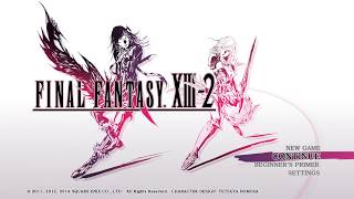 Final Fantasy XIII-2 PC/Steam version: How to unlock the DLC