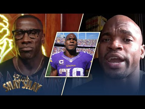 Adrian Peterson wanted to finish his career with the Minnesota Vikings | EPISODE 21 | CLUB SHAY SHAY