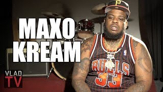 Maxo Kream on Houston Gangs Repping L.A. Gang Names, Explains Connection (Part 1)