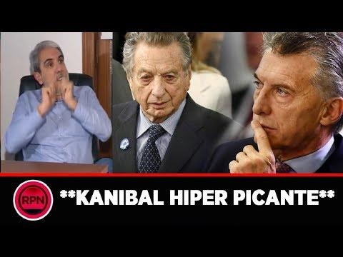 Anibal Fernandez con la lengua super picante no paró de pegarle a Macri hasta dejarlo KO