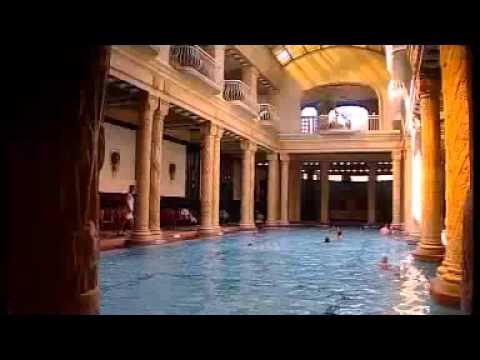 Bagni Termali Gellert : Le terme di gellert a budapest: incredibilmente belle! youtube
