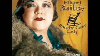 MILDRED BAILEY - Born to Be Blue (1947)