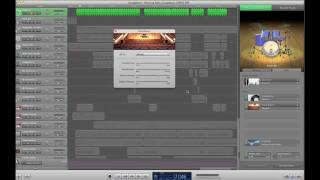 Home recording Mixing Tips Ep 2 (Part A) Mixing the rhythm section, Drums bass, guitars