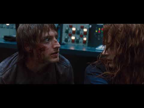The cabin in the woods 2012 movie Ending  HD