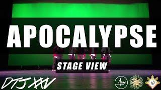 [Exhibition] Apocalypse Dance Crew @ DTJ XXV (Stage View)