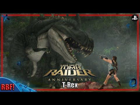 Random Boss Fight! - Tomb Raider: Anniversary - Tyrannosaurus Rex