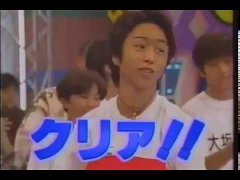 Sakurai Sho Back flip
