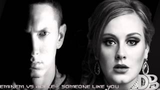Eminem vs Adele - Someone like you