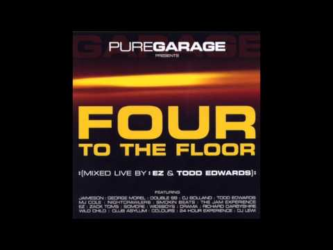 Pure Garage presents Four To The Floor CD1 (Full Album)