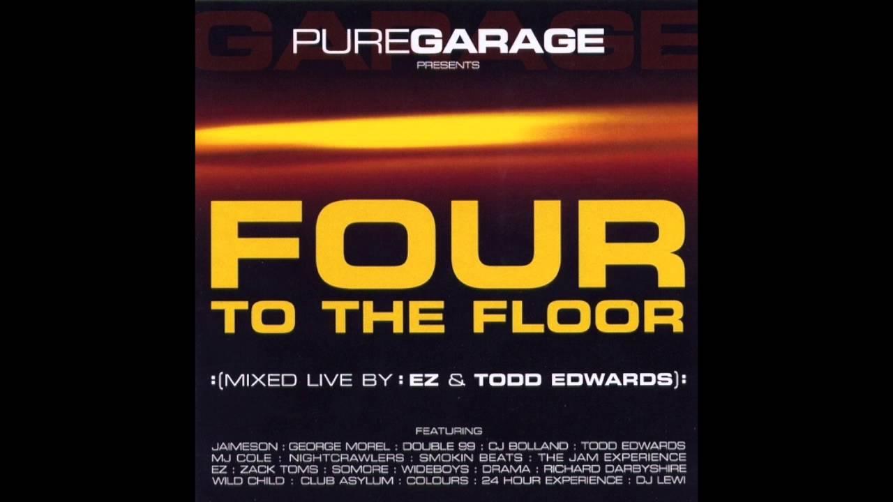 Pure Garage presents Four To The Floor CD1 (Full Album)