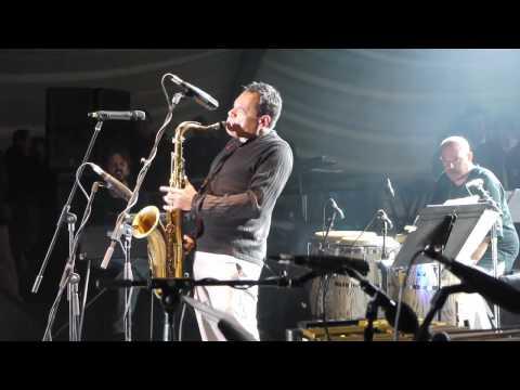 Jay Rodriguez  - kickin' sax Cadenza at Bogota  Jazz fest.. Jazz al Parque 9/09