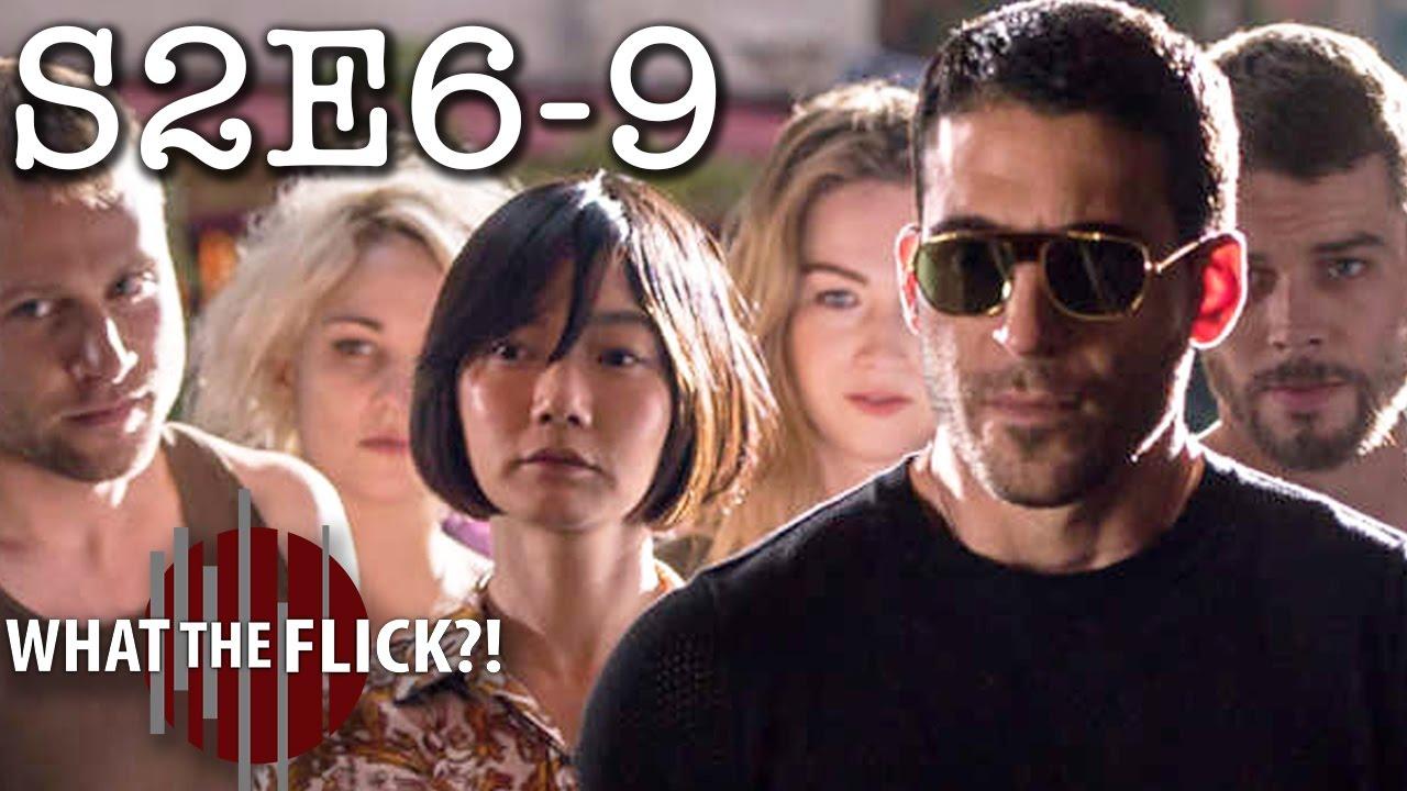 Sense8 Season 2, Episodes 6-9 Review