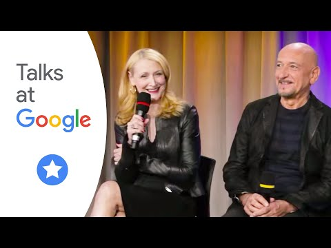 """Sir Ben Kingsley & Patricia Clarkson: """"Learning to Drive"""" 