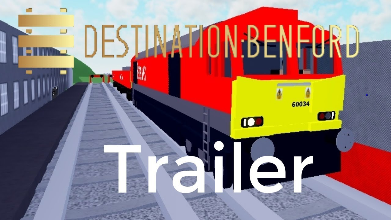 Destination Benford: Updated Trailer (ROBLOX)