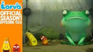 official frog - larva season 1 episode 33