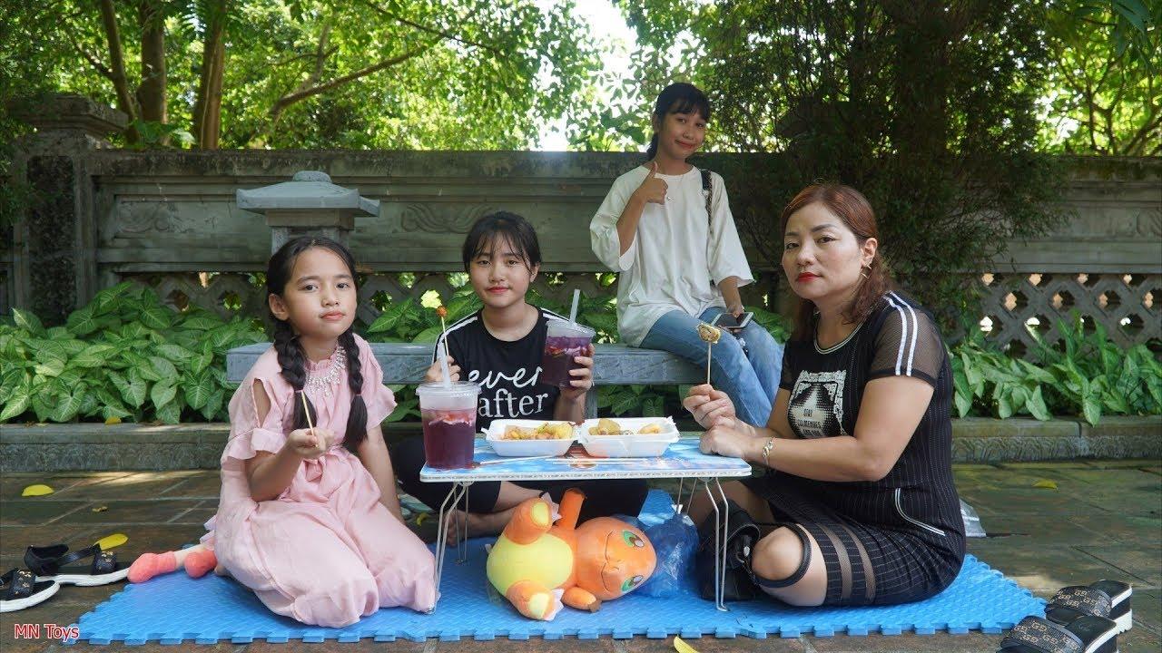 Mẹ Ghẻ Con Chồng - Đứa Con Hư | Tập 15 - Ship Mẹt Đồ Ăn và 2 Cốc Trà Chanh Con Cá - MN Toys