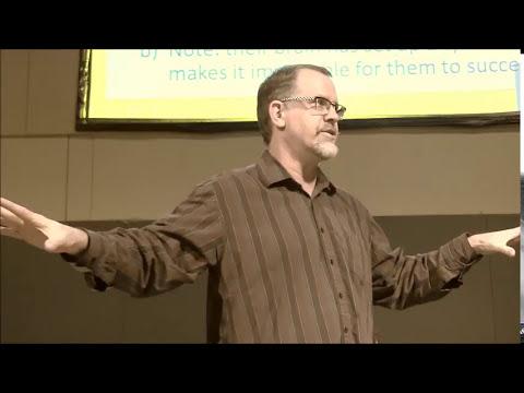 Tim Fletcher's Talk On Mental Health 11 - Self Harm