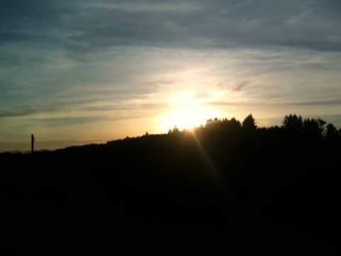 Mothers Day Sunset in Yamhill