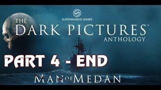 MAN OF MEDAN - Full Game Walkthrough - Part 4 - END