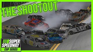 iRacing - Superspeedway Cup Series Shootout