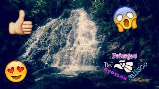 cascadas escondidas en ayotlan jalisco 2018