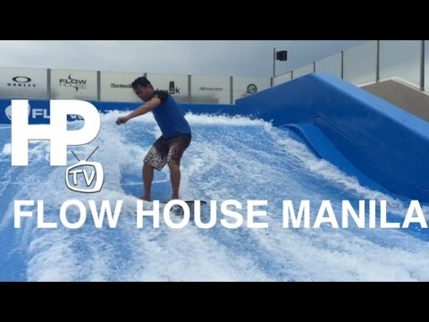 Flow House Manila Flow Rider Philippines Now Open! Seasons Mall Cavite by HourPhilippines.com