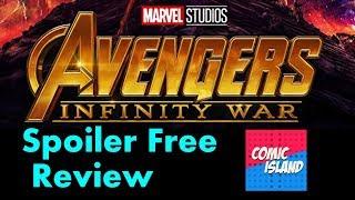 Avengers: Infinity War - Spoiler-FREE review!