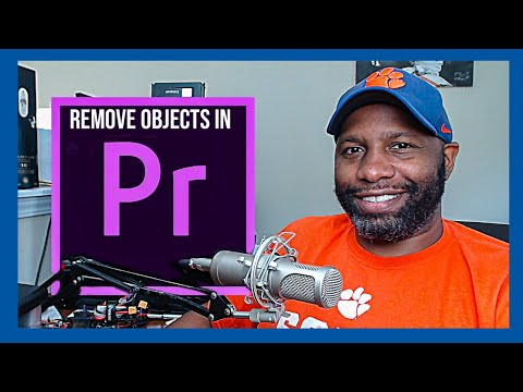 How To Remove Objects In Your Video With Premiere Pro