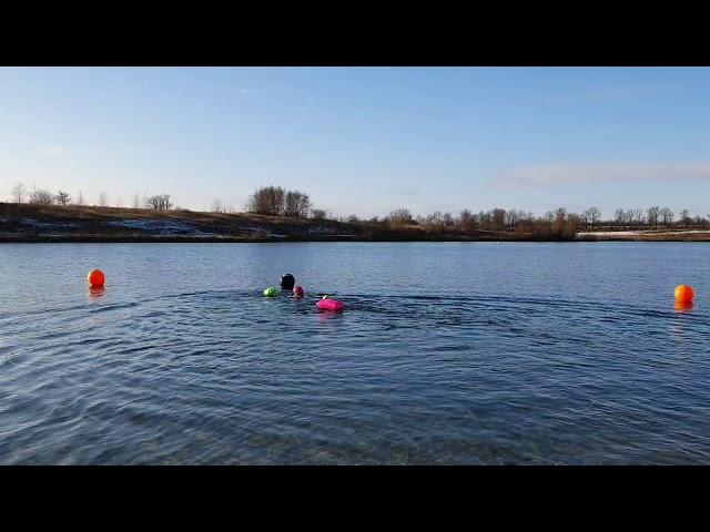 9.1.21 Tak til Lise og Heidi. Flot svømmet