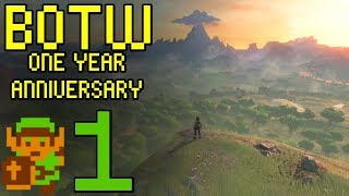 Breath of the Wild One Year Anniversary Episode 1