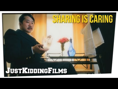 Sharing Is Caring feat. Bobby Lee