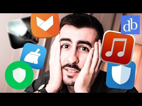 Le APP ANDROID DA EVITARE ASSOLUTAMENTE! | Peggiori App Android • Ridble