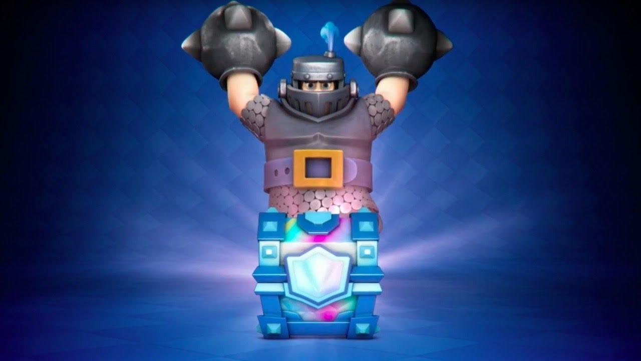 Mega Knight Clash Royale